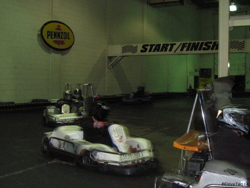 Go-Karting - DriveTeq.ca